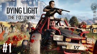 Lopjunk el 2 autót... OKÉ!! :D | Dying Light: The Following #1