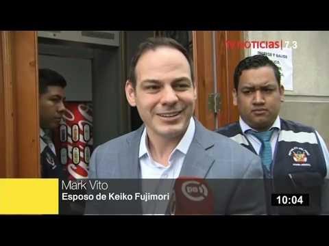 """Mark Vito califica de """"absurdo"""" el pedido de impedimento de salida en su contra"""