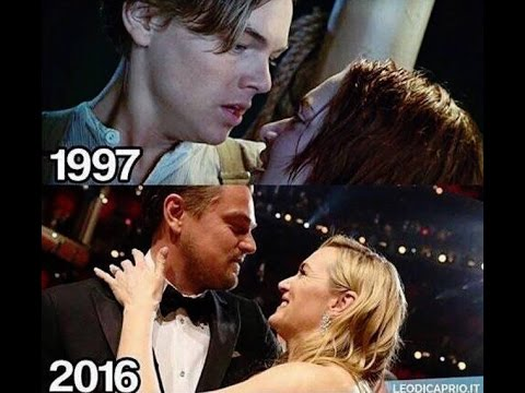 Friendship Between Leonardo DiCaprio And Kate Winslet ! (+ oscar 2016)