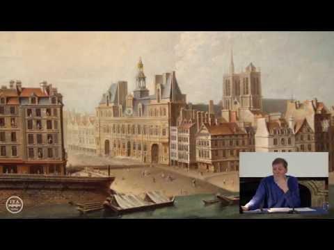 """Youri Carbonnier : """" L'habitat parisien au XVIIIe siècle : les maisons sur les ponts de la capitale"""""""