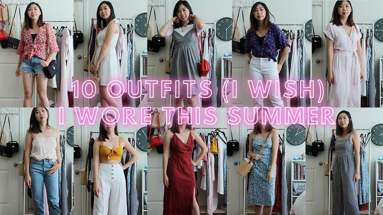 10 OUTFITS (I WISH) I WORE THIS SUMMER 6