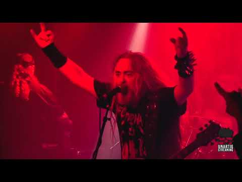 Incantation live at Saint Vitus on March 23, 2018