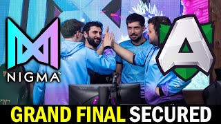 NIGMA vs ALLIANCE — Grand Final Slot Secured OGA Dota PIT