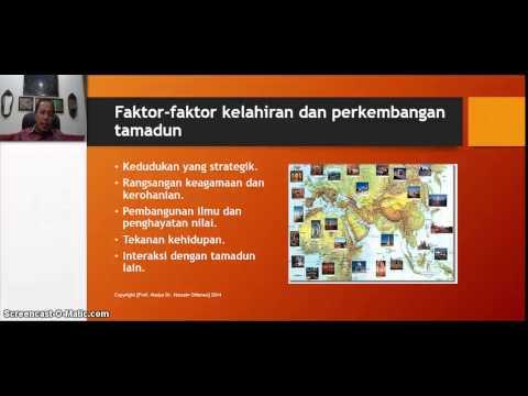 TITAS UTHM Topic 1 Part 3: Pengajian Ilmu Ketamadunan