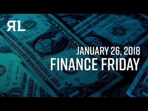 Finance Friday January 26th, 2018