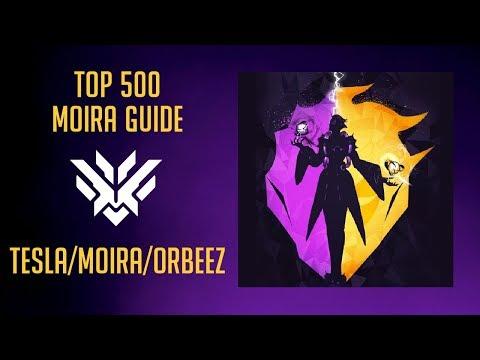 Advanced Moira Guide by Top 500 Moira Main