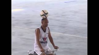 Gambar cover Bangladeshi Halim therteen of cycling with football-news