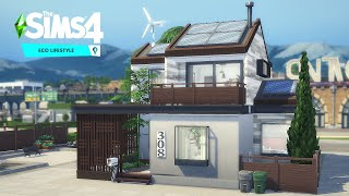 308 Go Green Way | Eco Lifestyle |The Sims 4 | NOCC |Stop Motion