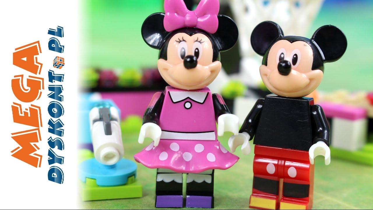 Centrum Rozrywki Lego Friends Lego Myszka Miki I Minnie Bajki