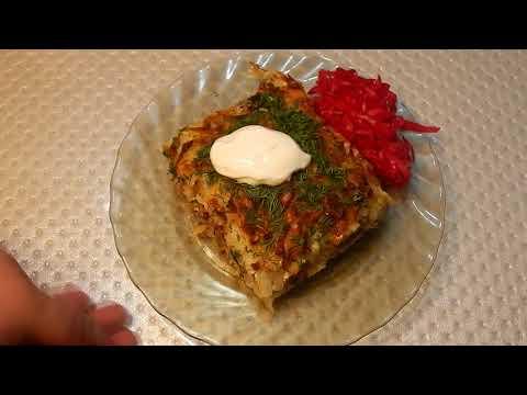 Картофельная запеканка с фаршем, рецепт картофельной запеканки с фаршем очень вкусное блюдо.