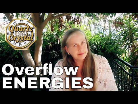 Overflow ENERGIES In Your NOW Day In THE MATRIX GAME of LIFE