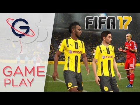 FIFA 17 : Borussia Dortmund vs Bayern Munich   Gameplay FR
