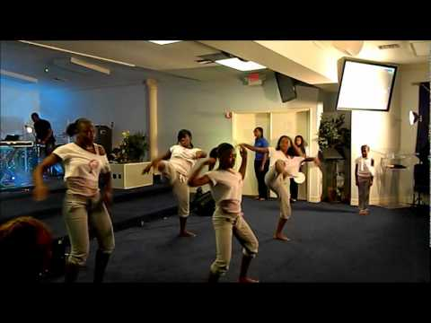 Purpose Dance Ministry/ Give Me That by Kirk Franklin