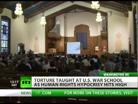 Trained for Pain: Get your Torture Degree from School of Americas