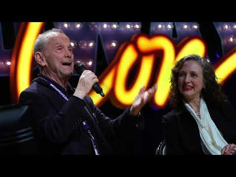 BroadwayCon Chicago Panel With Bebe Neuwirth and Joel Grey