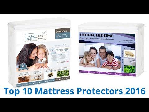 10 Best Mattress Protectors 2016