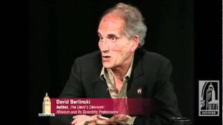 David Berlinski—Atheism and its Scientific Pretensions