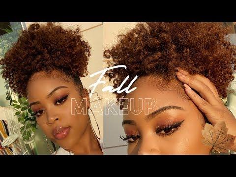 EASY Fall/Thanksgiving Makeup Tutorial | Beginner Friendly! thumbnail