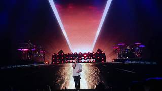 The Chainsmokers - Everybody Hates Me vs Don't Let Me Down Live at Makuhari Messe in Japan