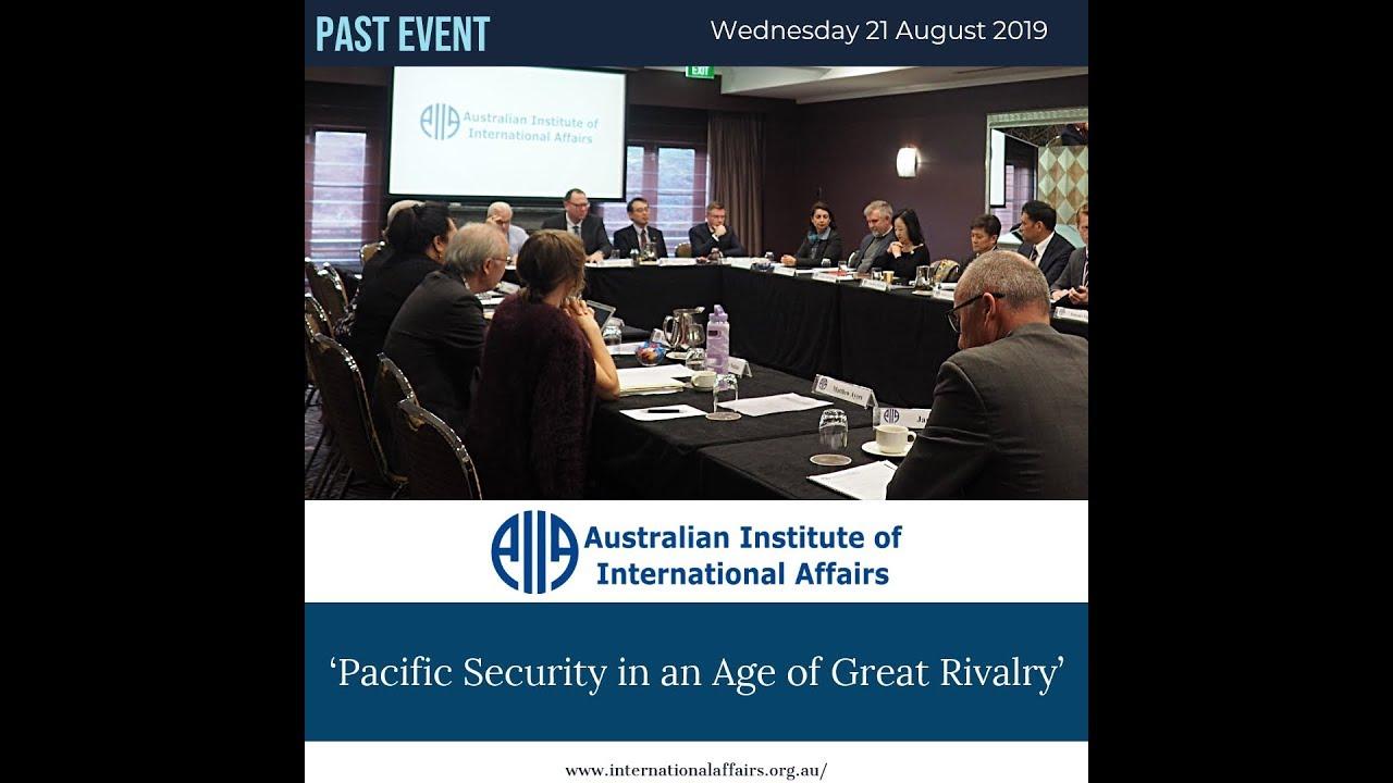 Home - Australian Institute of International Affairs