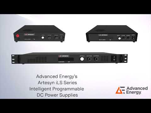 Programmable Laboratory Power Supplies Product Introduction Video