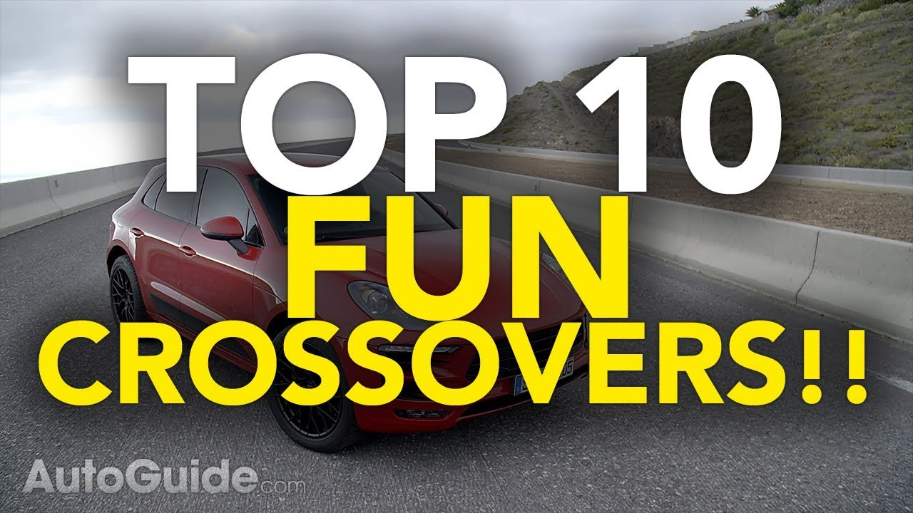 Top 10 Most Fun To Drive Suvs Best Crossovers For Drivers