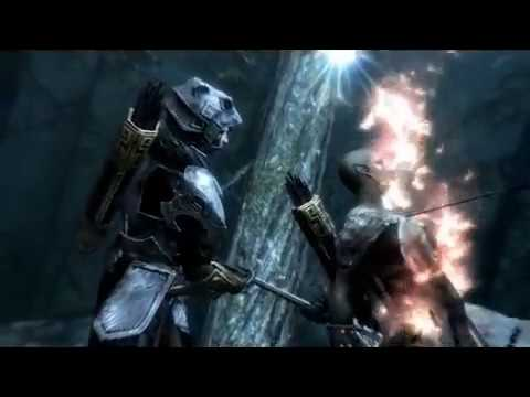 Sibi in Skyrim Ep 63: Scaring the courier