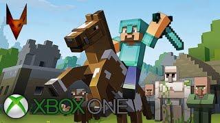 Обзор Minecraft Xbox one