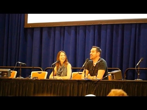Otakon 2015  Laura Bailey and Travis Willingham Q&A Panel