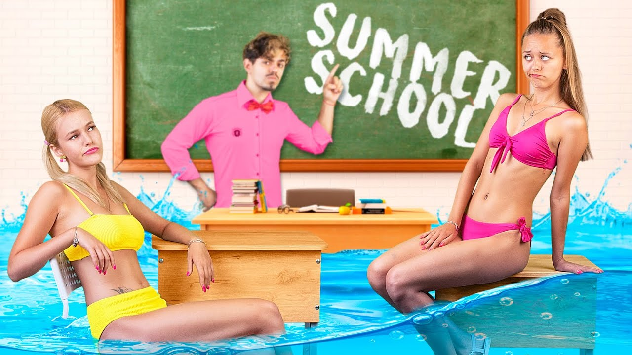 Summer in College