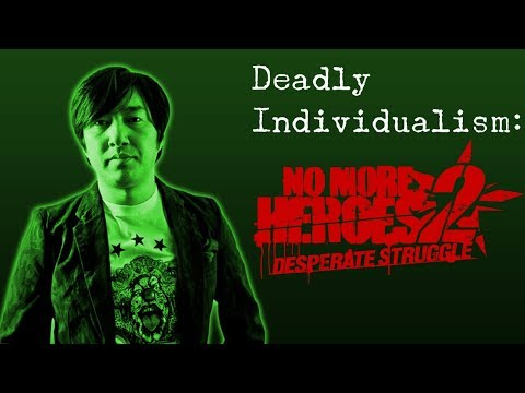 Deadly Individualism: No More Heroes 2