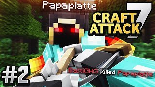 Meine ersten KILLS - Craft Attack 7 Highlights