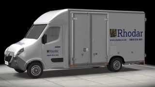 Rhodar All-in-One Welfare Vehicle