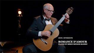 Spanish Romance (Romance D´amour) played by Soren Madsen