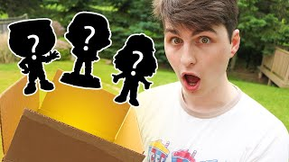 This Huge Funko Pop Mystery Box Came in the Mail!