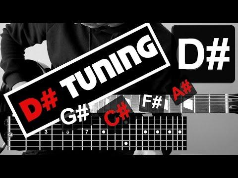 D# Tuning