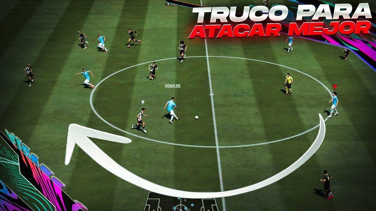 FIFA 21 Consejos Para Ganar Mas Partidos Con Formacion 442 o 532 - Como Atacar Mejor Trucos Tutorial