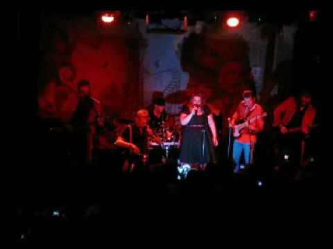 Diablo Swing Orchestra - Lucy Fears the Morning Star - Purple Turtle 2009
