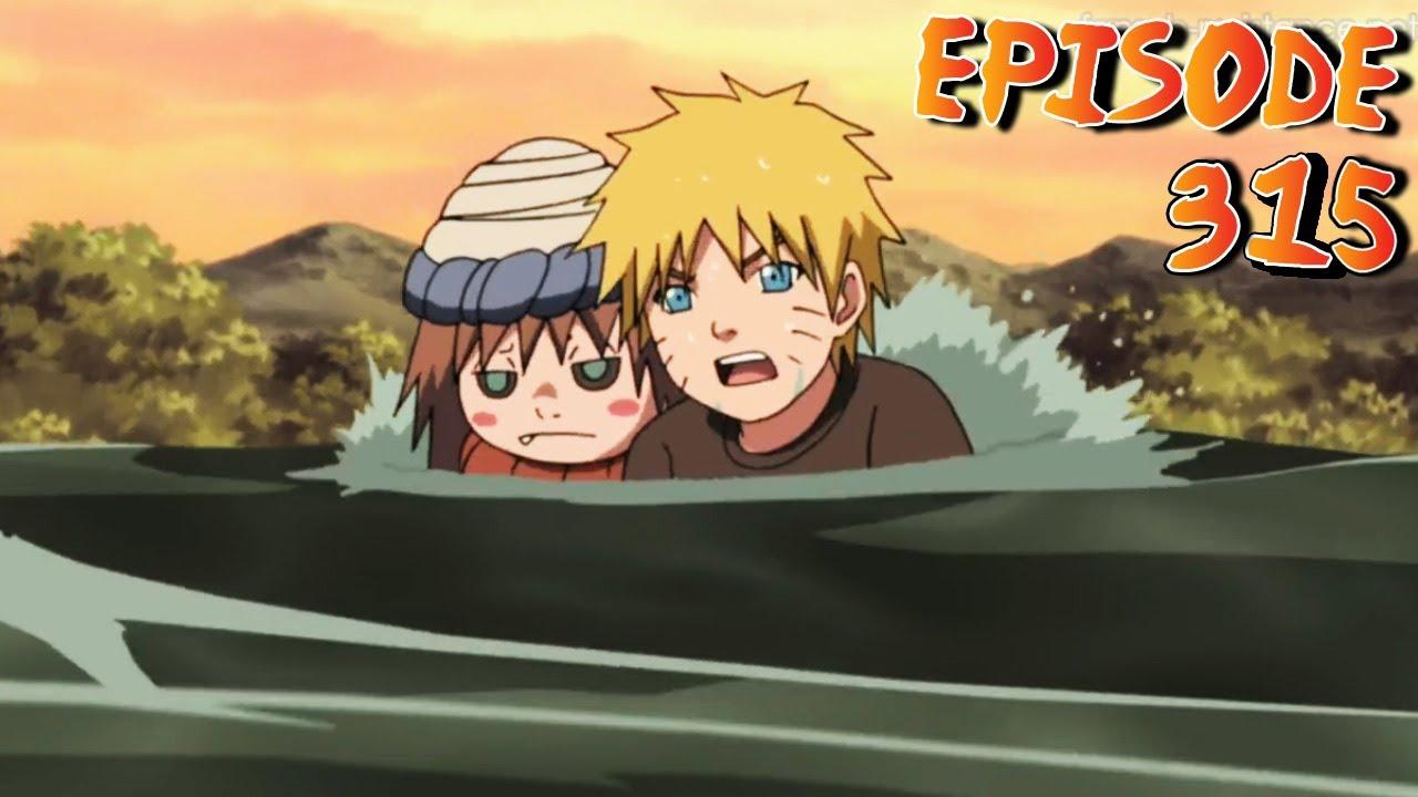 Review Naruto shippuden Episode 315   la vérité sur Yota! - YouTube