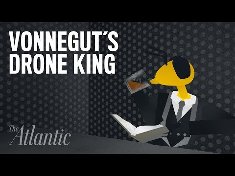 Unpublished Kurt Vonnegut Story, 'The Drone King': An Animation