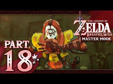 The Legend of Zelda: Breath of the Wild (Master Mode) - Part 18 - Yiga Clan