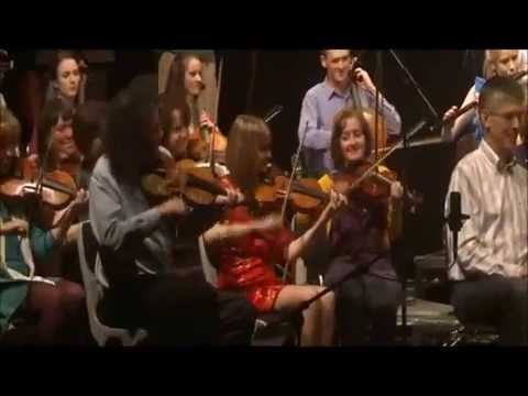 Dave Flynn's Irish Memory Orchestra - 'Bell Harbour Droneys' from The Clare Concerto