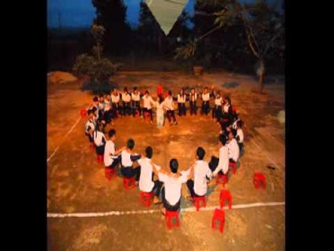 clip 12a3 thpt hoa ninh (khoa 2009-2012)