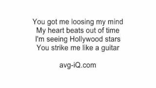 Domino by Jessie J acoustic guitar instrumental cover with lyrics