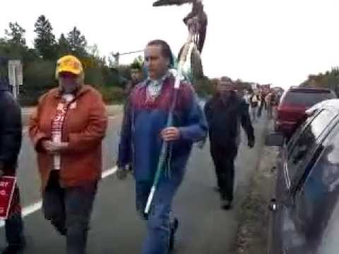 Kent County is Not for Shale 2/2 - [anti-fracking protest]