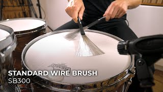 MEINL Stick & Brush Standard Wire Brush SB300