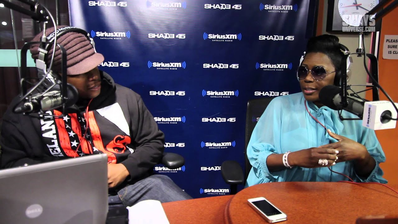 Comedian Sommore Explains The Meaning Behind Chandelier Status On Sway In Morning You