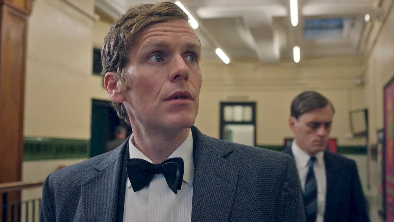 Download Endeavour, Season 5: A Scene from Episode 5
