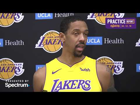 Practice Report: Channing Frye (2/12/18)