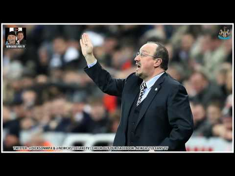 Newcastle United confirm Rafa Benitez is staying!!!